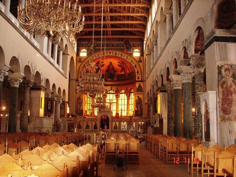 Biserica Sf. Gheorghe, Salonic