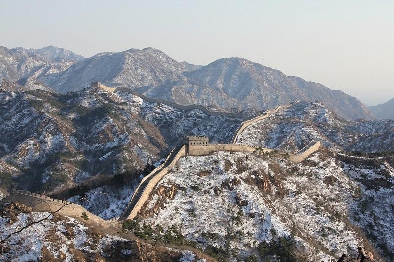 Vizitați Marele Zid Chinezesc astăzi
