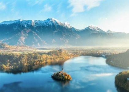 Uimitoarele atracții turistice din Bled