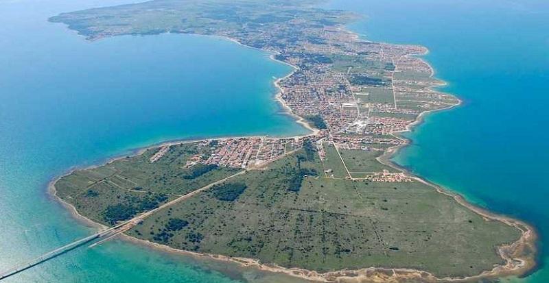 Insula Vir, Croația